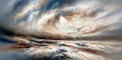 Enchanted Shores by Chris and Steve Rocks - Limited Edition Box Canvas sized 40x20 inches. Available from Whitewall Galleries